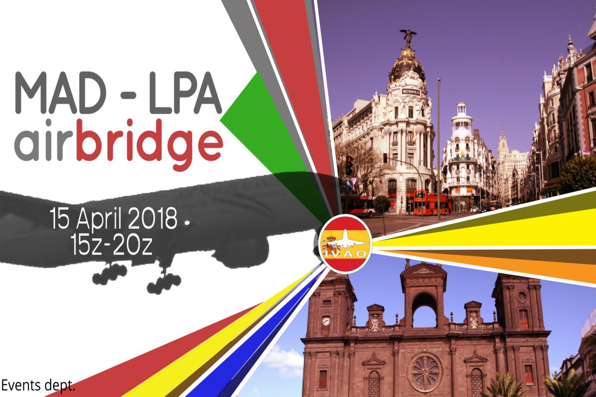 [ES] MAD - LPA Airbridge