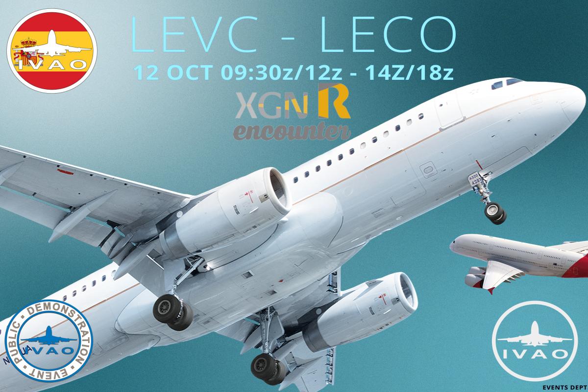 [ES] LEVC - LECO XGN R Encounter