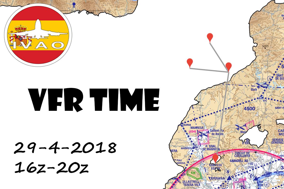 [ES] VFR Time!