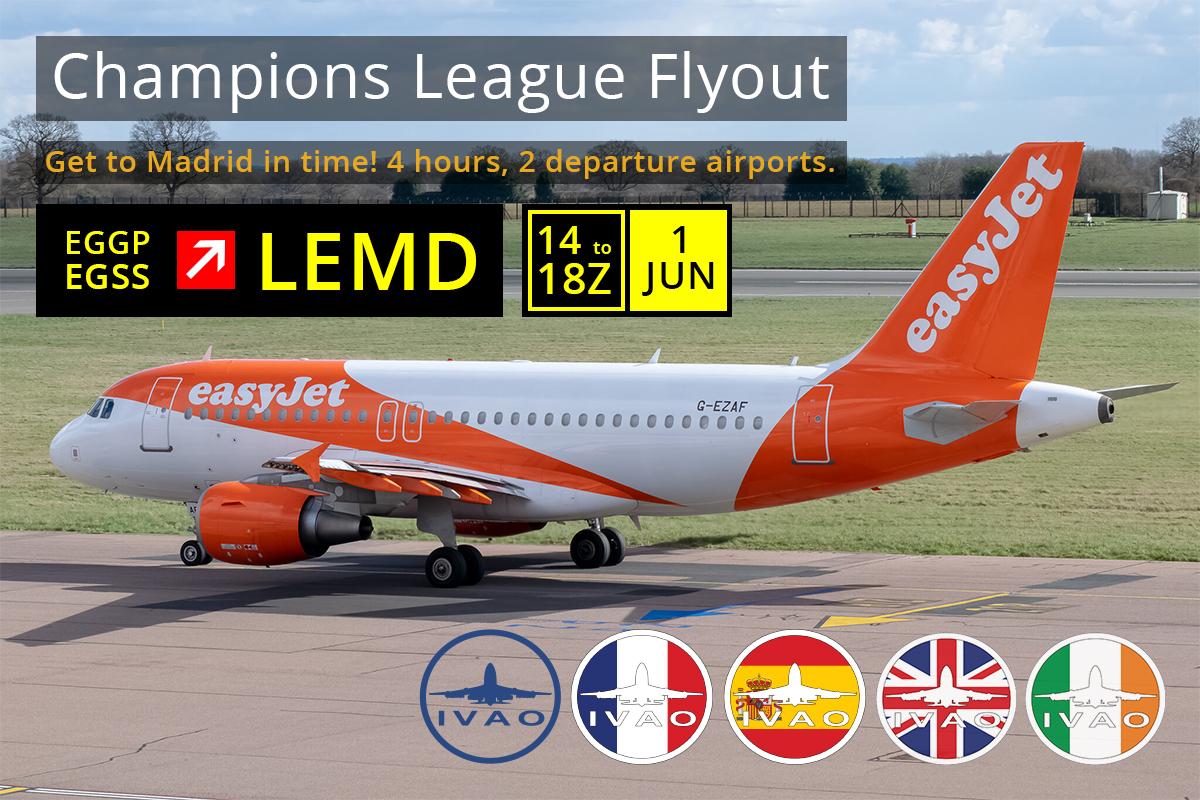 [XU+ES+FR+HQ] Champions League Flyout